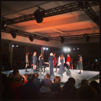 NYFW: Maison Martin Margela 2015 Live Runway Webcast (Project Manager)