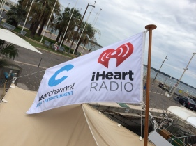 Clear Channel/iHeart Radio Cannes Lion Awards Activation 2015 (Event Coordinator)