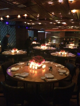 Private Birthday Dinner at Nobu (Event Coordinator)