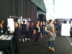 NYFW: Diane von Furstenberg Live Runway Webcast (Production Manager/Field Producer)